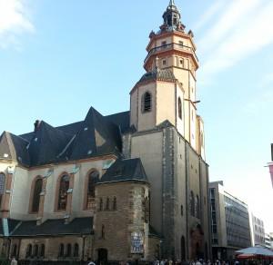 Nikolaikirche Stadtmitte